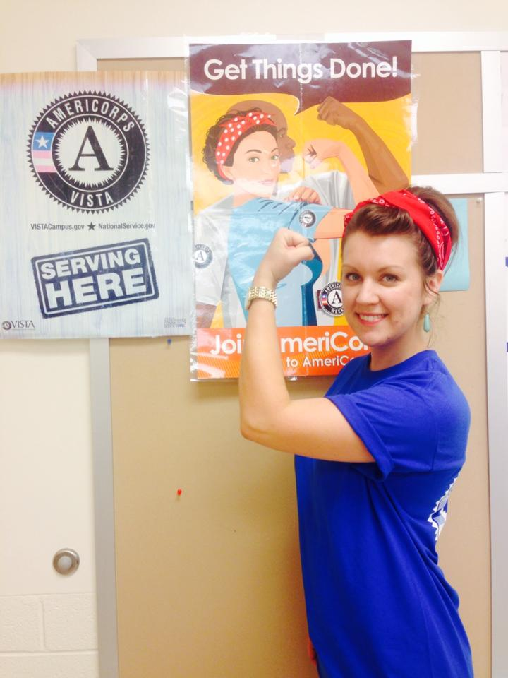 "AmeriCorps VISTA -""Get Things Done"""
